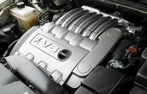 Peugeot motorblokk